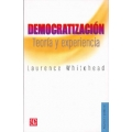 Democratizacion. Teoria y experiencia