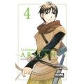 La heroica leyenda de Arslan 4 (Comic)