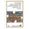 Fuentes de la cultura latinoamericana, II