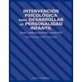 Intervencion psicologica para desarrollar la personalidad infantil